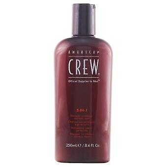 American Crew 3 In 1 Sport Edition 250 ml