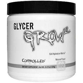 Controlled Labs Glycergrow 2 Unflavored 234 gr