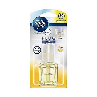 Electric Air Freshener Refills Anti-tobacco Ambi Pur (21,5 ml)