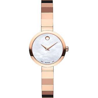 Movado - Wristwatch - Unisex - 0607112 - Novella -