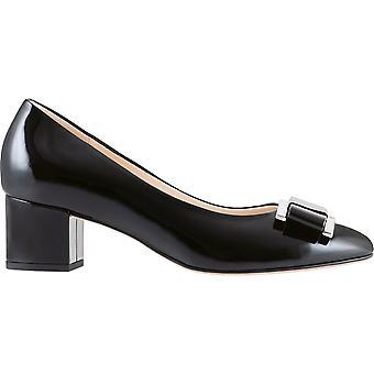Hogl finesse schwarz heels Womens schwarz