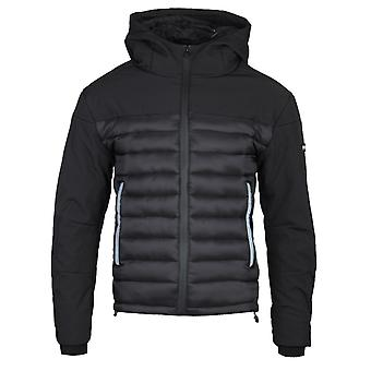 Schott Lightweight Ralph Padded Black Jacket