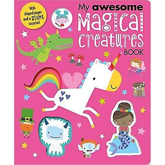 My Awesome Magical Creatures Book - 9781789472653 Book