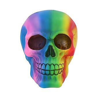 Nemesis Now Rainbow Skull 15.5cm