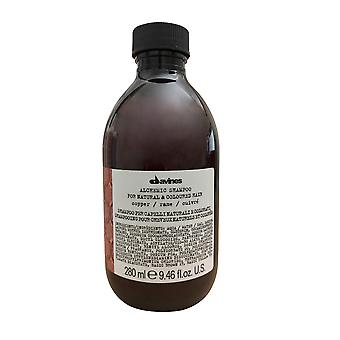 Davines Alchemic Shampoo Copper 9.46 OZ