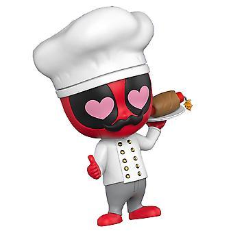 Deadpool Chef Deadpool Cosbaby
