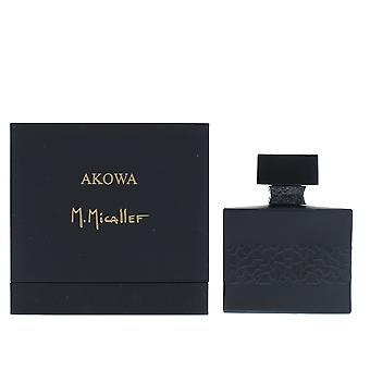 M Micallef Akowa Eau de Parfum 100ml Spray For Him