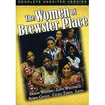 The Women of Brewster Place [Uncut] [DVD] USA import