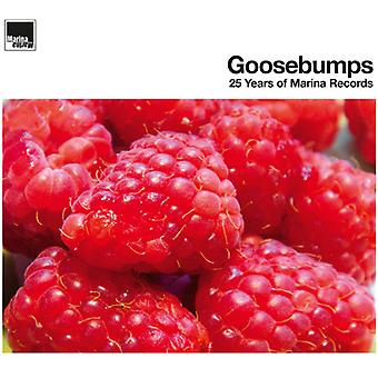 Various Artist - Goosebumps: 25 Years of Marina Records [CD] USA import