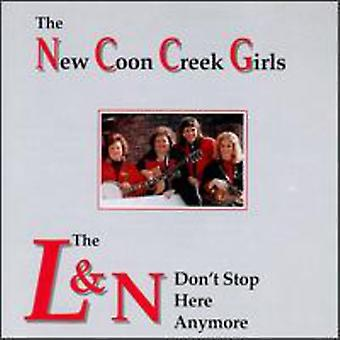 New Coon Creek Girls - L & N Don't Stop Here Anymore [CD] USA import