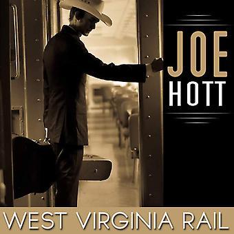 West Virginia Rail [CD] USA import
