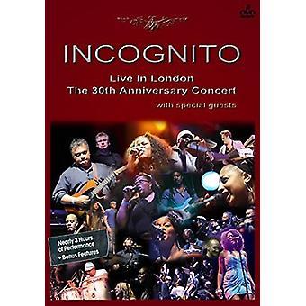 Incognito - Live in London: The 30th Anniversary [DVD] USA import