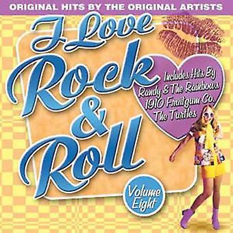 I Love Rock N Roll - Vol. 8-I Love Rock N Roll [CD] USA import