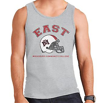 East Mississippi Community College Dark Helmet Men's Vest