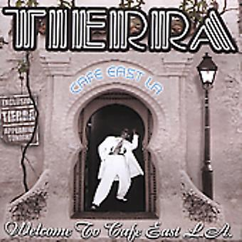 Tierra - Welcome to Cafe [CD] USA import
