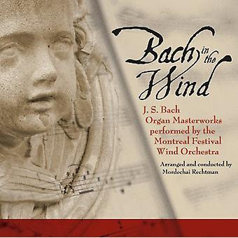 Montreal Festival Wind Orchestra - Bach in the Wind [CD] USA import