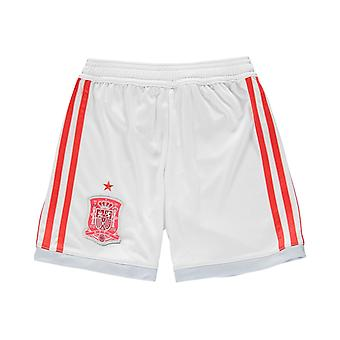 adidas Spain Away Shorts 2018 Junior