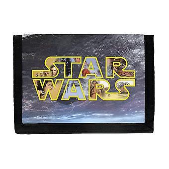 Star Wars Logo Portofel