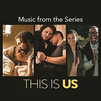 This Is Us Soundtrack / O.S.T. - This Is Us Soundtrack / O.S.T. [CD] USA import