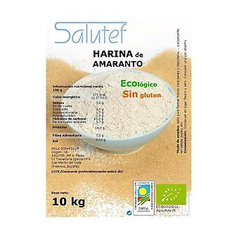 Amaranth flour ECO 10 kg of powder