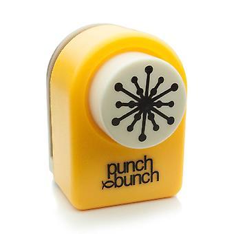 Punch Bunch Medium Punch - Big Sky Snowflake