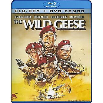 The Wild Geese [2 Discs] [Blu-ray/Dvd] [Blu-ray] USA import