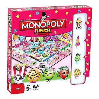 Shopkins Junior Monopoly Board Game