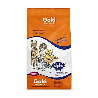 Alpha Gold Dog Food - 15kg