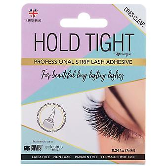 Eye Candy Hold Tight by Invogue Strip False Lashes Adhesive - 7ml - Latex Free