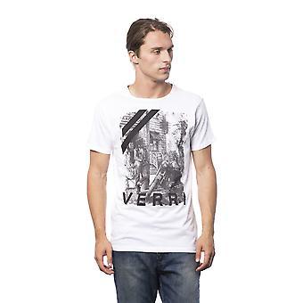 Verri Bianco Wit T-shirt VE686065-S