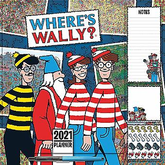 Otter House 2021 Planner - Wheres Wally