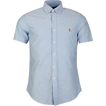 Polo Ralph Lauren korte mouwen Slim Fit Oxford Shirt