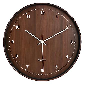 Klocka Brun 30 cm