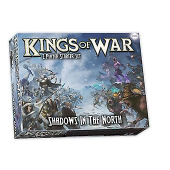 Kings of War 3ème édition Shadows in the North 2-Player Starter Set
