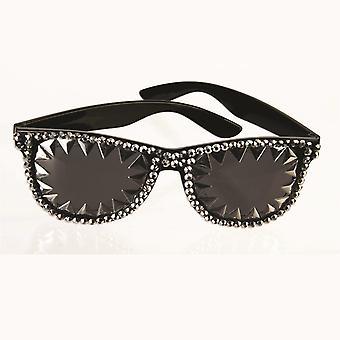 Forum Novelties Unisex Adult Rhinestone Glasses