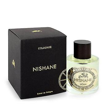 Colognise Extrait de Cologne Spray (unisex) door Nishane 3,4 oz Extrait de Cologne Spray