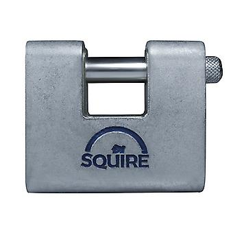 Henry Squire ASWL2 Steel Armoured Warehouse Padlock 80mm HSQASWL2