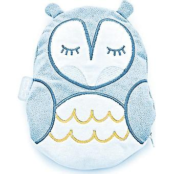 Cherry Core Frog & Owl Baby Pillow