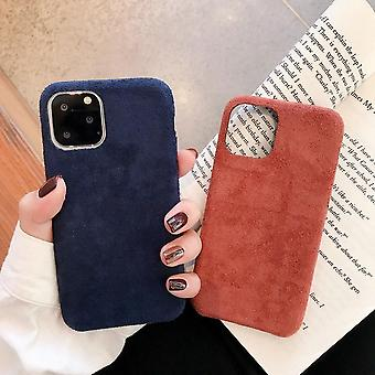 Shell for iPhone11 Pro Max in luxurious velvet material