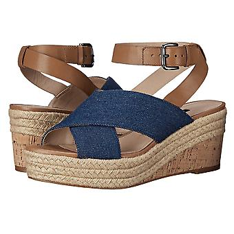 French Connection Naisten Liora Open Toe Casual Espadrille Sandaalit