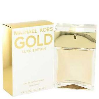 Michael Kors Altın Luxe Michael Kors Eau De Parfüm Sprey 3.4 Oz (kadın) V728-503356 tarafından