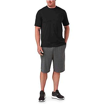 Essentials Men&s Big & Tall Performance Cotton Kısa Kollu Tişört Sh...