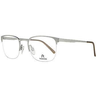 Silver Men Optical Frames