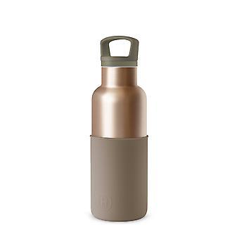Metallic Edelstahl Thermalwasserflasche