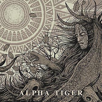 Alpha Tiger - Alpha Tiger [CD] USA import