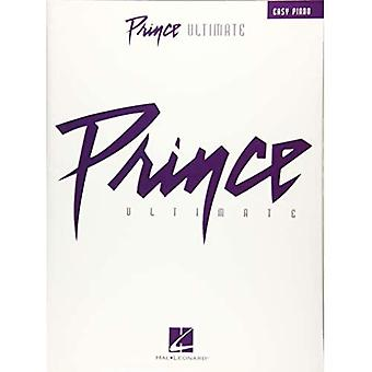 Prince: Ultimate: Easy Piano Songbook