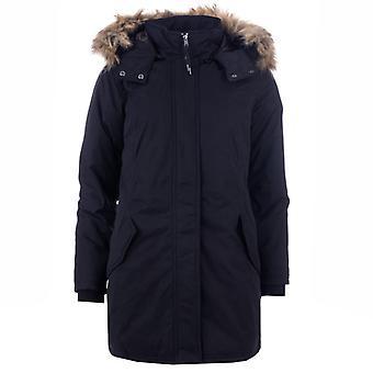 Women's Only Sarah Parka Jacket in Black