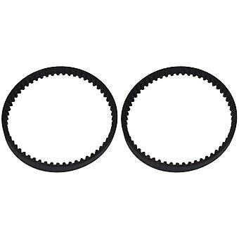 Bissell Compatible Vacuum Cleaner Drive Belts for Geared Brush