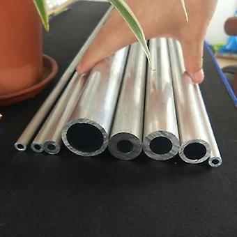Aluminum Tube Alloy Hollow Al Rod Hard Bolt Pipe Duct Vessel