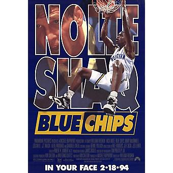 Blue Chips Movie Poster (11 x 17)